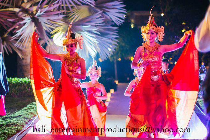 Balinese Dances by Bali Wedding Entertainment - 009