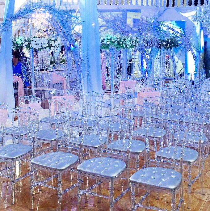 Ghost Chairs Set-up by Dyeni Trading - 006