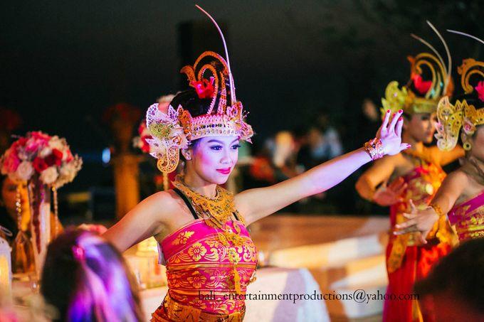 Balinese Dances by Bali Wedding Entertainment - 010