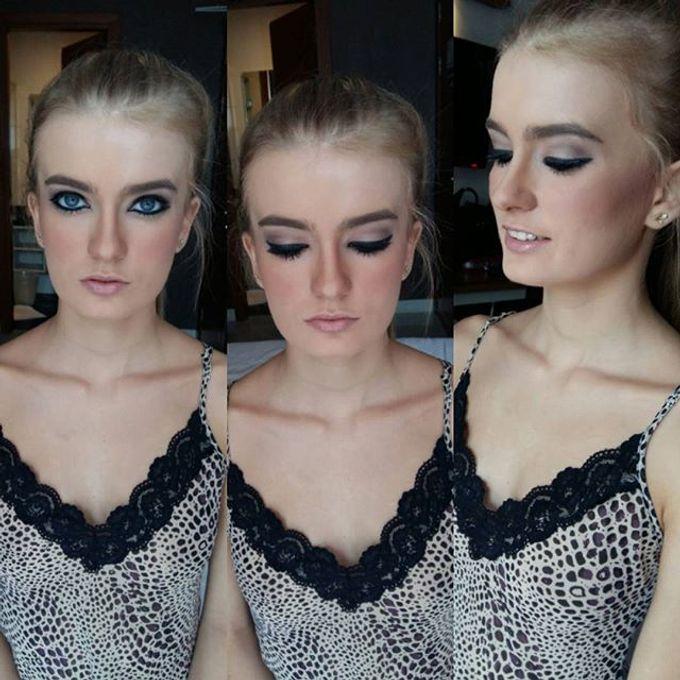 hair & makeup by zsabrinar Makeupartis - 006