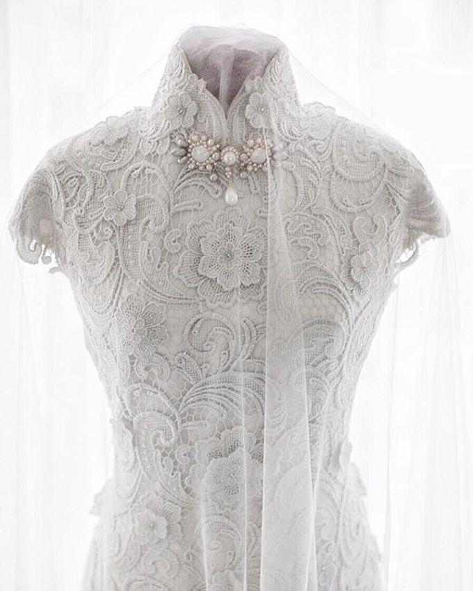 NEW ARRIVALS - WEDDING DRESS by LAMIIK BRIDAL - 033
