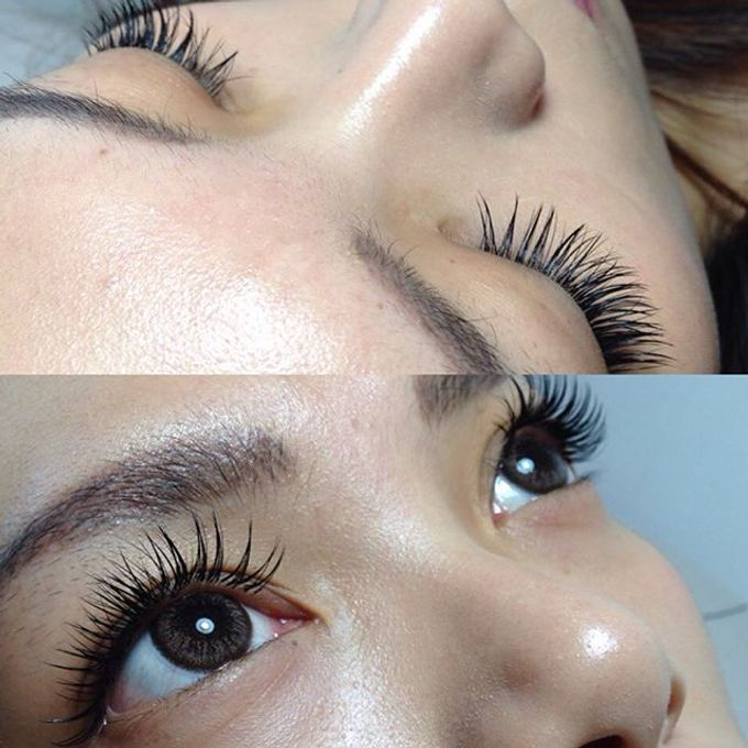 Korean Eyelash Extension By Xtinecarolinamua Bridestory