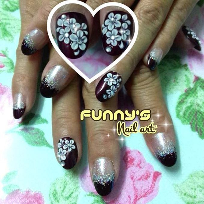 Sept- Oct by Funny's Nail art - 007
