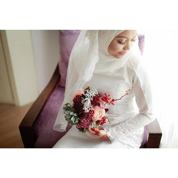 Rudya & Hafiz Wedding Ceremony by imagebyyuzairi.yusof - 005