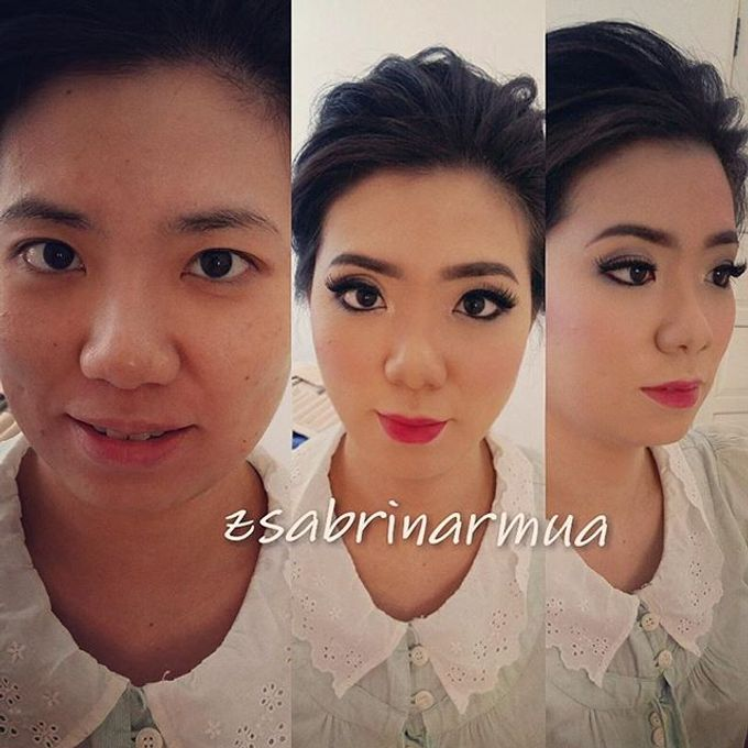 Before after by zsabrinar Makeupartis - 019