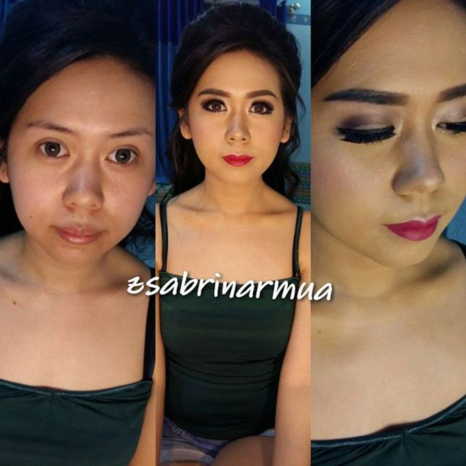 Before after by zsabrinar Makeupartis - 016