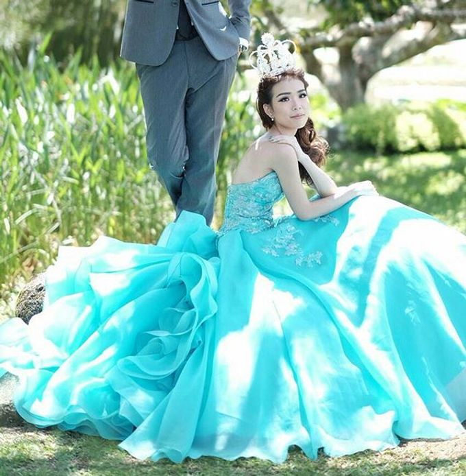 Ballgown by SAVORENT Gown Rental - 006