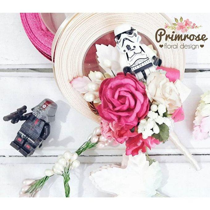 Boutonniere & Corsage by Primrose Floral Design - 015