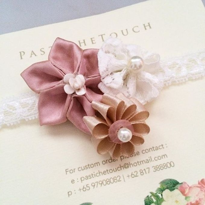 Bridesmaid Accessories by Pastiche Touch - 005
