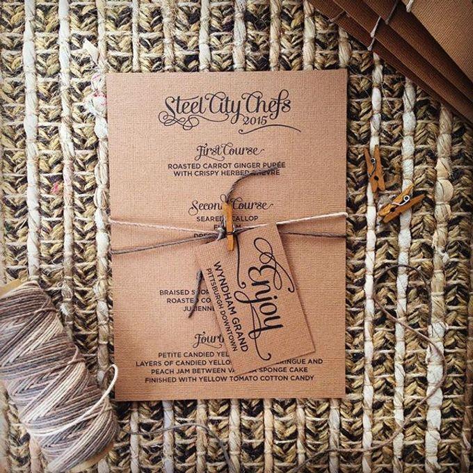 Wedding stationery portfolio  by Hello Beautiful Designs - 010