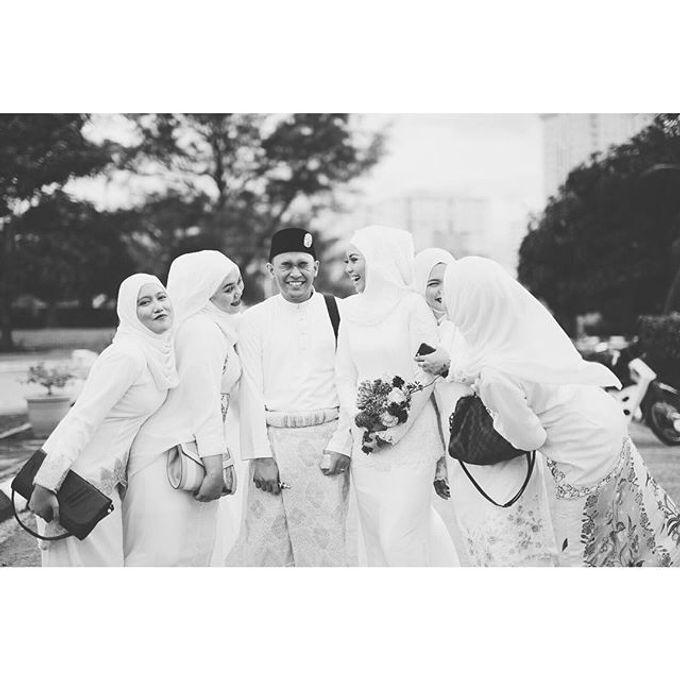 Rudya & Hafiz Wedding Ceremony by imagebyyuzairi.yusof - 007