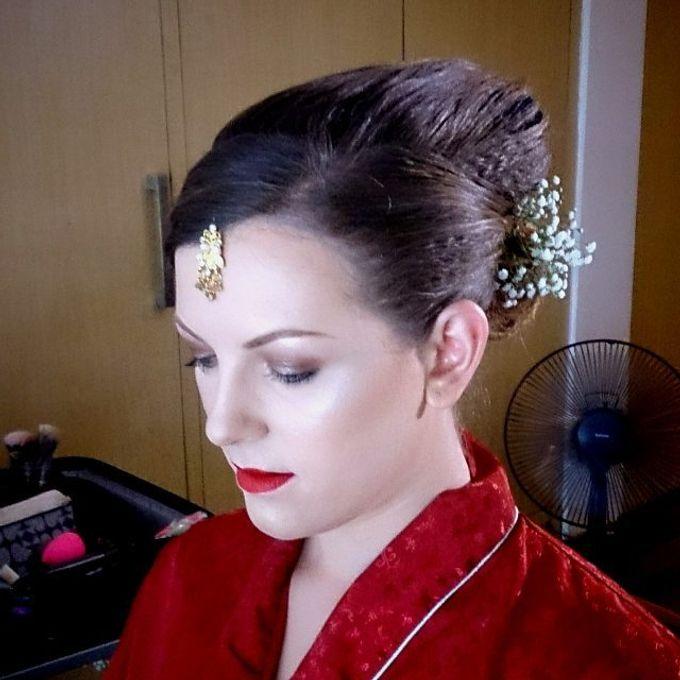 Makeup Portfolio  by Lin Elier NaturalBeauty - 034