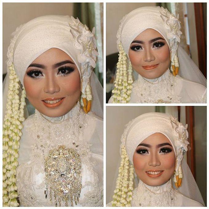 WEDDING AISYAH by NANA Rias Pengantin - 002