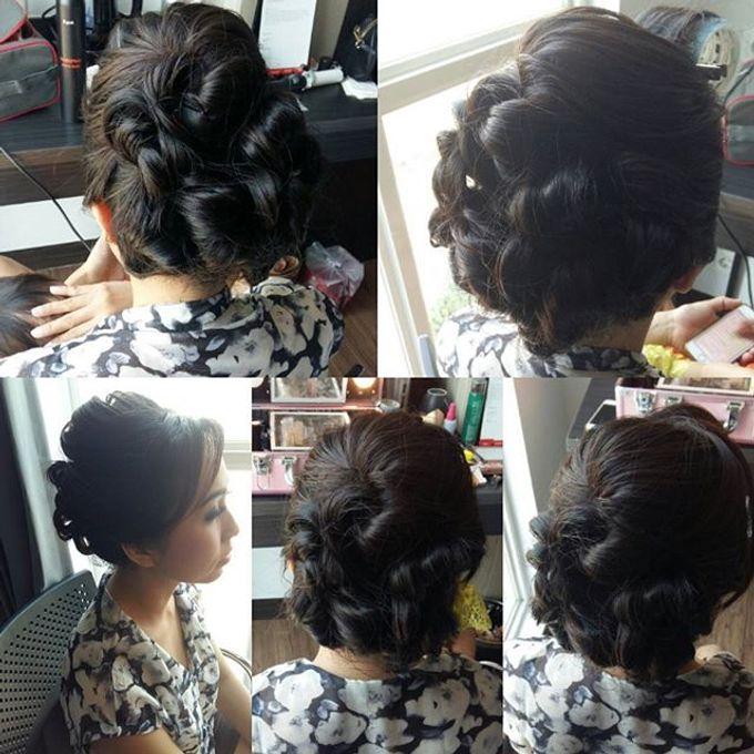 hair & makeup by zsabrinar Makeupartis - 016