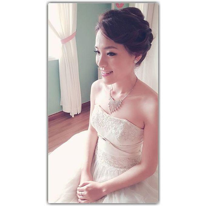 ALLY CHOONG BRIDAL MAKE UP & HAIR STYLING by Ally Choong . Make Over - 004