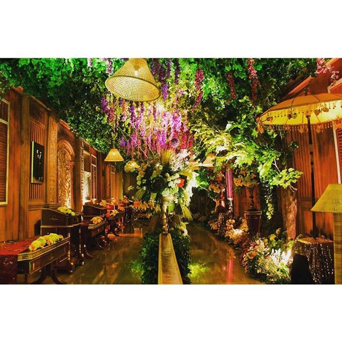 Padang Kampoeng by Watie Iskandar Wedding Decoration & Organizer - 005
