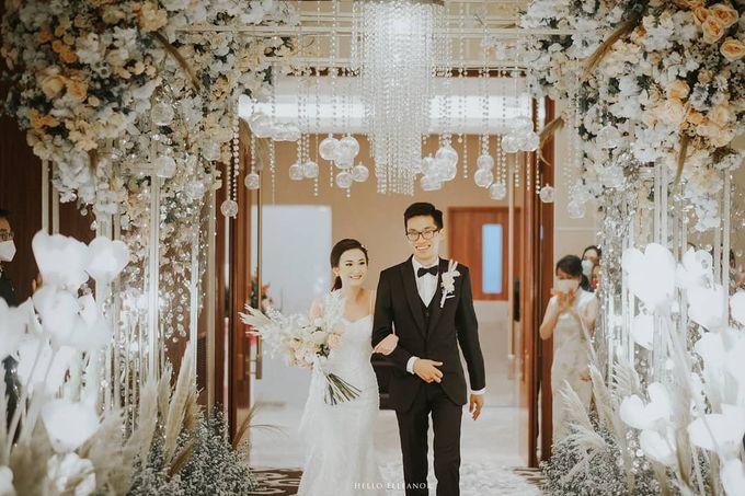 The Wedding of Shandy & Sasa by Kejora Gift & Souvenir - 001