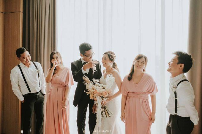 The Wedding of Shandy & Sasa by Kejora Gift & Souvenir - 006