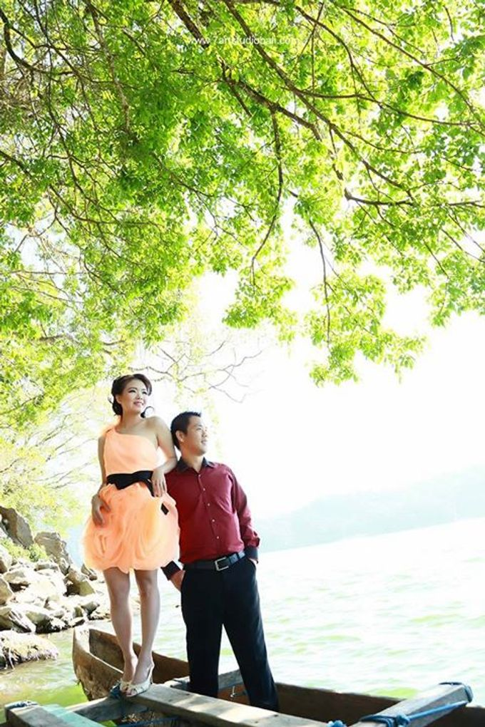 Hendry Linda Prewedding by 7 Arts Studio Bali - 007