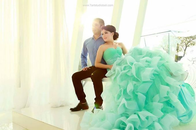 Hendry Linda Prewedding by 7 Arts Studio Bali - 031
