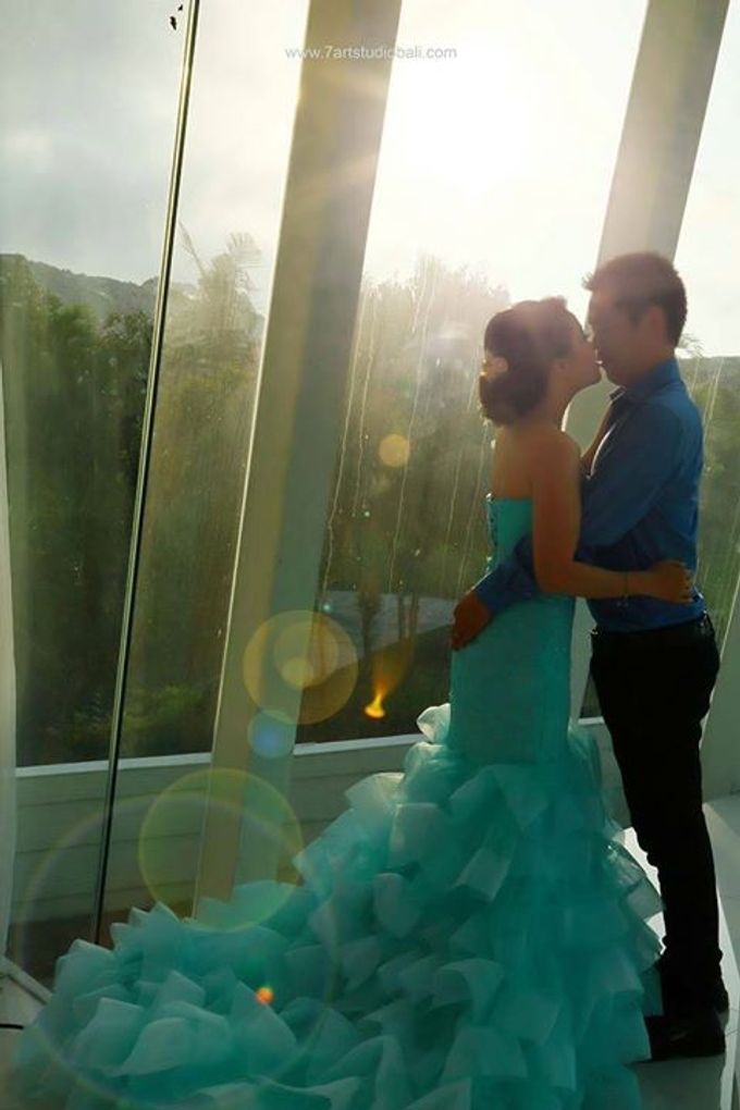 Hendry Linda Prewedding by 7 Arts Studio Bali - 032