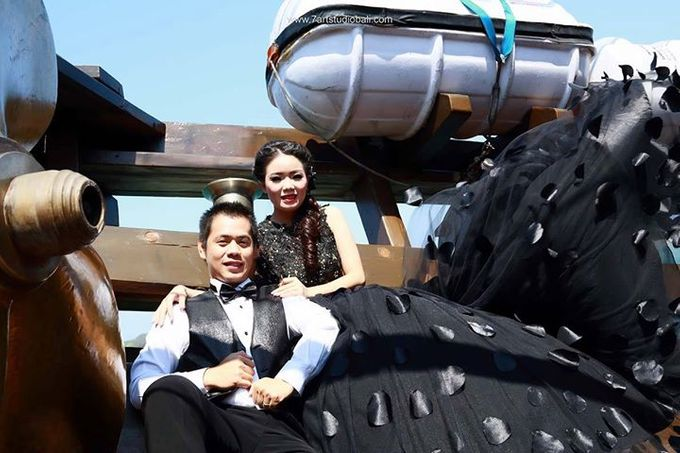 Hendry Linda Prewedding by 7 Arts Studio Bali - 013