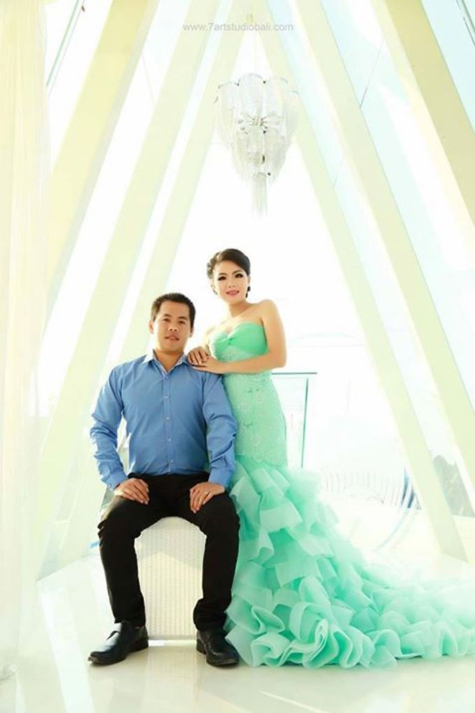 Hendry Linda Prewedding by 7 Arts Studio Bali - 029
