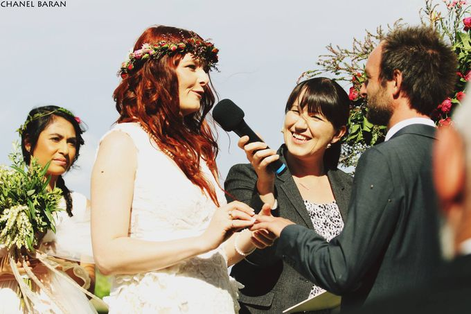 Lighthearted and modern wedding ceremonies by Camille Abbott - Marriage Celebrant - 014