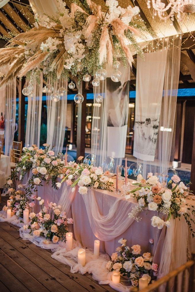 Wedding Anastasia & Arif by Bali Izatta Wedding Planner & Wedding Florist Decorator - 012