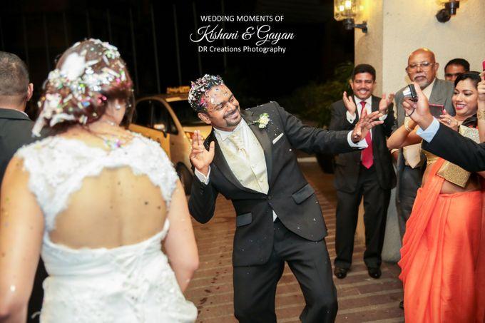 Wedding of Kishani & Gayan by DR Creations - 050