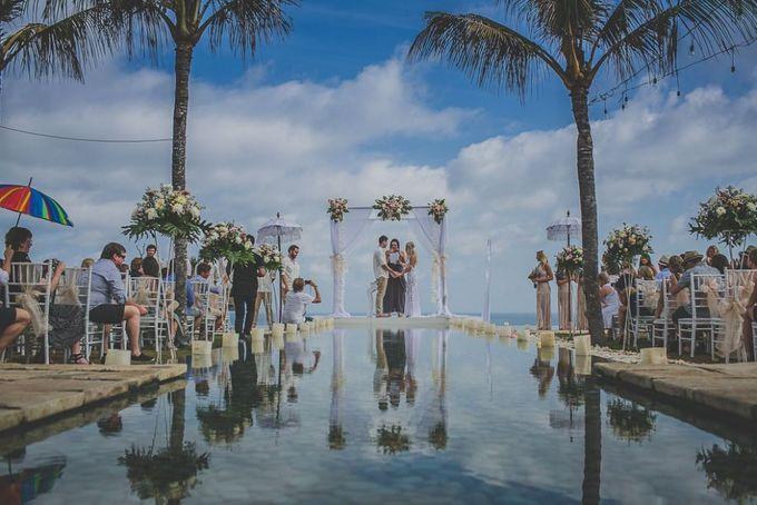 Wedding day of Koby & Shane by Ferry Tjoe Photography - 010