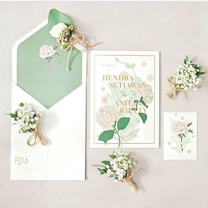 RUSTIC WHITE & GREEN WEDDING by La Bloom Florist - 004