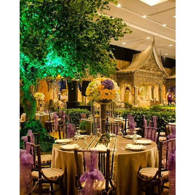 Padang Kampoeng by Watie Iskandar Wedding Decoration & Organizer - 001