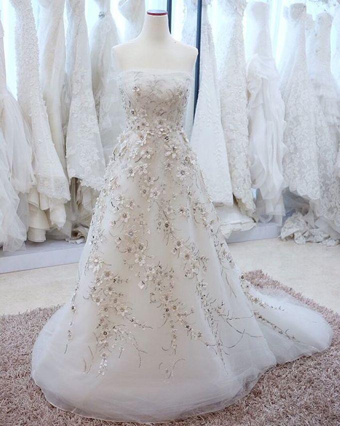 NEW ARRIVALS - WEDDING DRESS by LAMIIK BRIDAL - 028