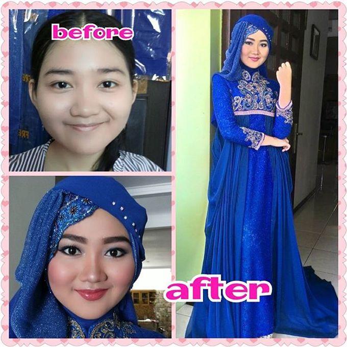 Make up and Hijab Stylist by OCIE Mua - 016