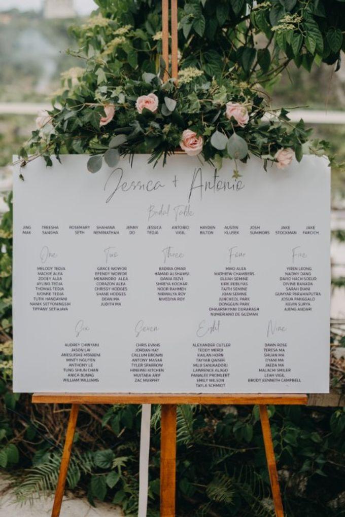 Jessica & Antonio Wedding by Bali Brides Wedding Planner - 023