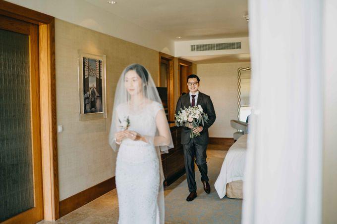 Wedding The Mulia Resort Donald & Tabita by StayBright - 009