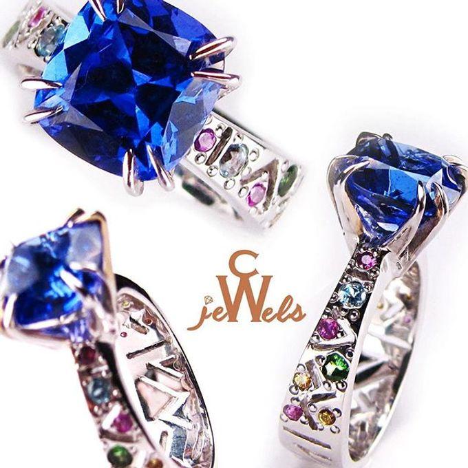 Custom made  by CW Jewels - 024