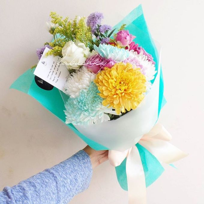 Hand Bouquet for Special Occasion by LABUSHKY Bouquet - 005