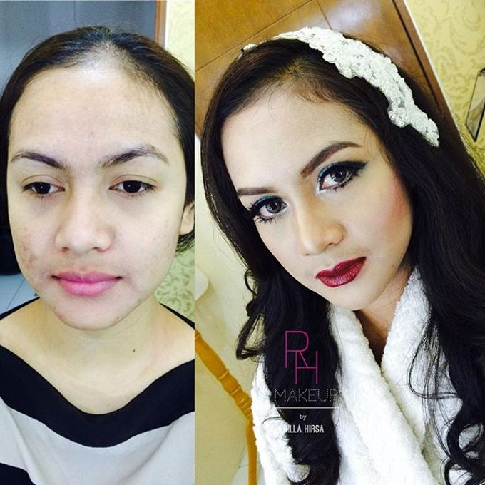 Wedding by RH Makeup - 008