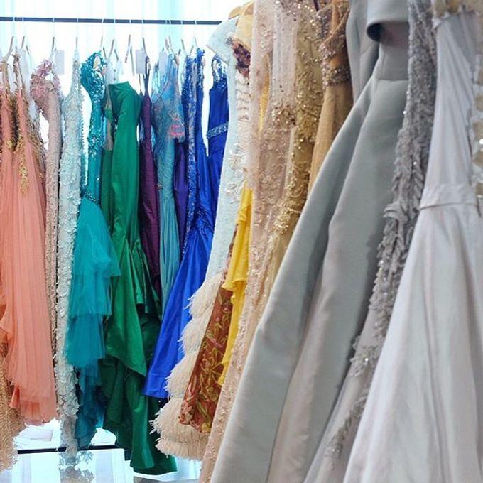 NEW ARRIVALS -EVENING DRESS by LAMIIK BRIDAL - 042