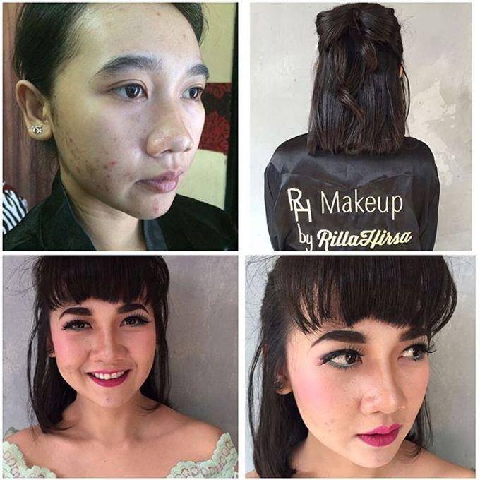 Bridesmaid makeup by RH Makeup - 008