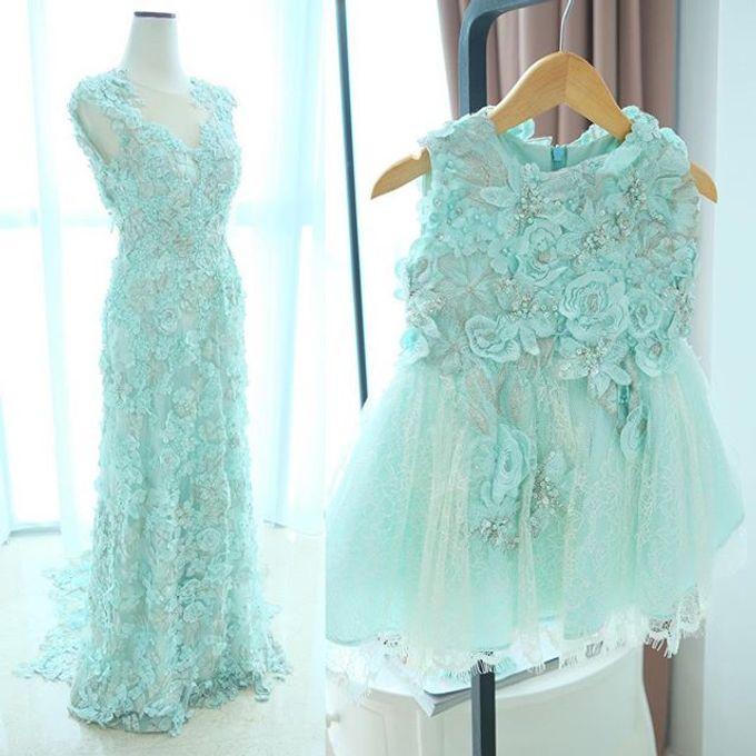 NEW ARRIVALS -EVENING DRESS by LAMIIK BRIDAL - 034