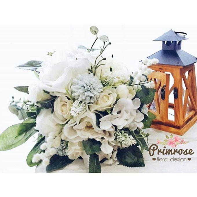 Wedding Bouquet - Handbouquet by Primrose Floral Design - 013