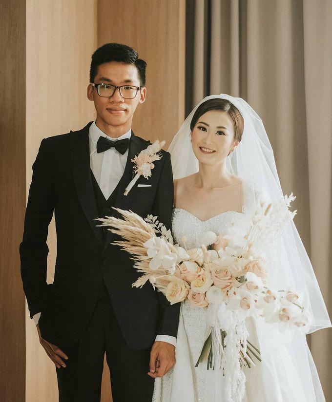 The Wedding of Shandy & Sasa by Kejora Gift & Souvenir - 003