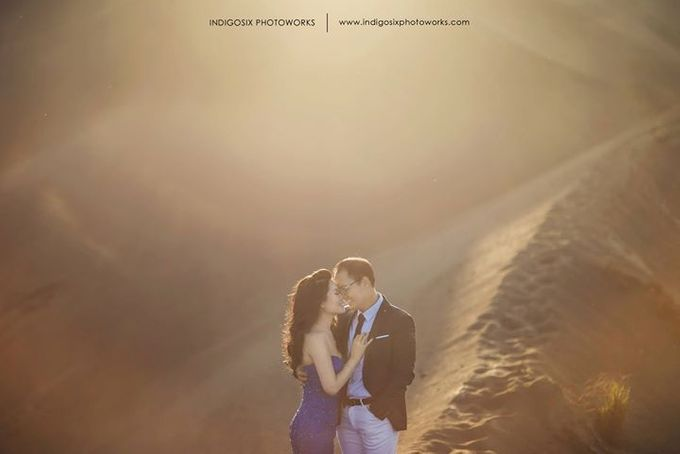 prewedding teaser by yan and elsa by The Penthouse Dress - 002