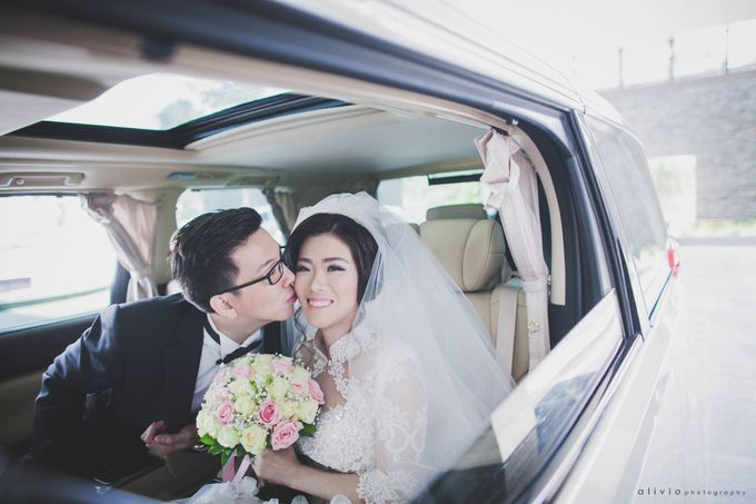 HARTONO & INTAN The Wedding by PRIDE Organizer - 011