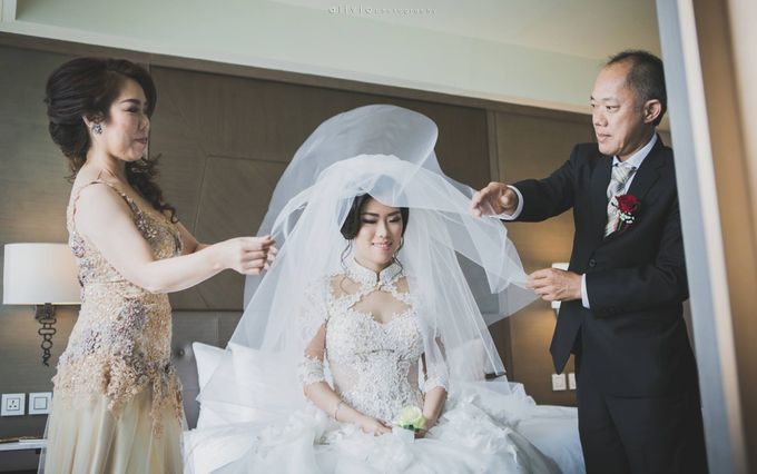 HARTONO & INTAN The Wedding by PRIDE Organizer - 006