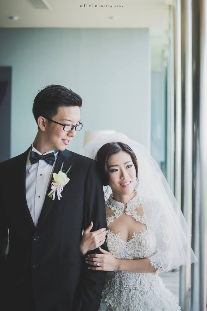 HARTONO & INTAN The Wedding by PRIDE Organizer - 016
