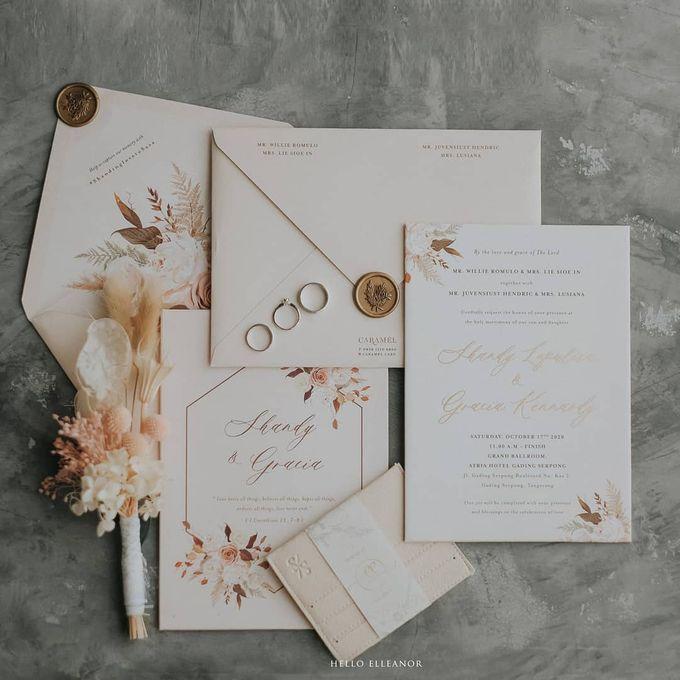 The Wedding of Shandy & Sasa by Kejora Gift & Souvenir - 004